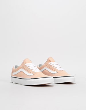 Vans Old Skool Womens Trainers - Frappe/True White