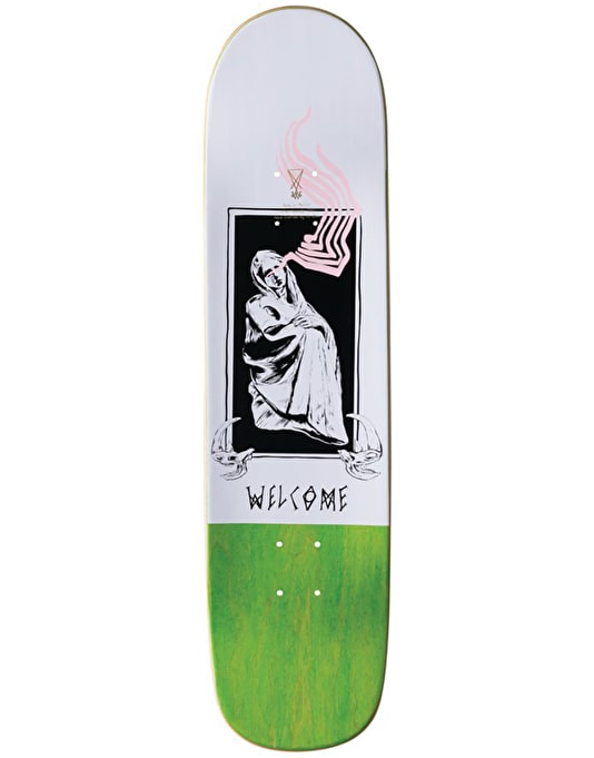 Welcome Maned Woof on Bunyip Team Deck - 8""
