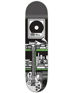 Girl x Sub Pop McCrank Skateboard Deck - 7.87