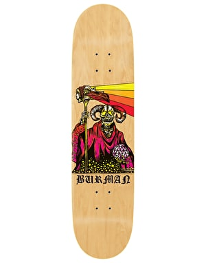 Zero Burman Boss Dog Skateboard Deck - 8.5