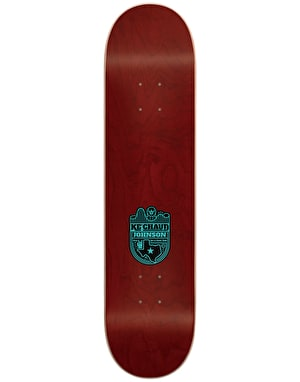 Darkstar Ke'Chaud Lockup Skateboard Deck - 8.125