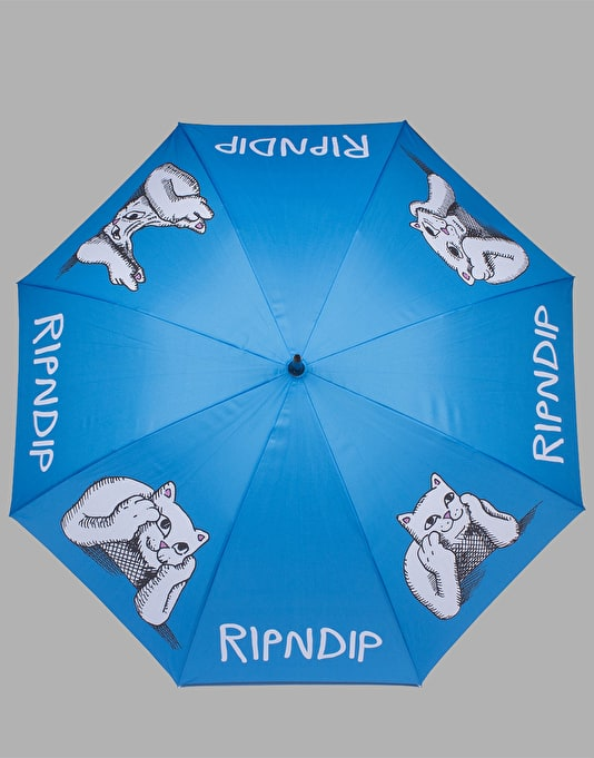 RIPNDIP Stoner Umbrella - Blue
