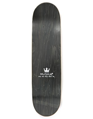 Prime Heritage Muska Boombox Special Edition Pro Deck - 8.5