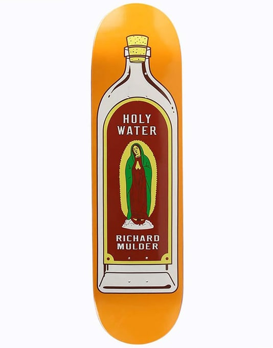 """Chocolate Mulder Holy Water Pro Deck - 8.375"""""""