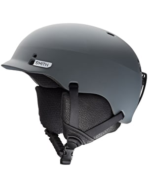 Smith Gage 2018 Snowboard Helmet - Matte Charcoal