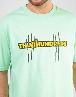 The Hundreds x Garfield Scratch T-Shirt - Mint