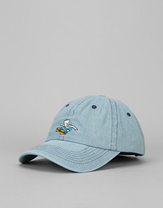 RIPNDIP Catwabunga Dad Cap - Denim