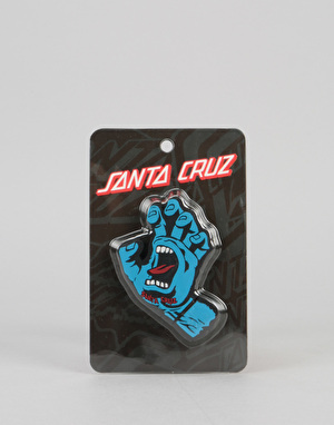 Santa Cruz Screaming Hand Memory Stick - Blue
