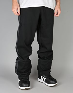 Adidas Lazy Man Softshell 2018 Snowboard Pants - Black/Dgh Solid Grey