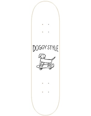 Route One Doggystyle Skateboard Deck - 8.25