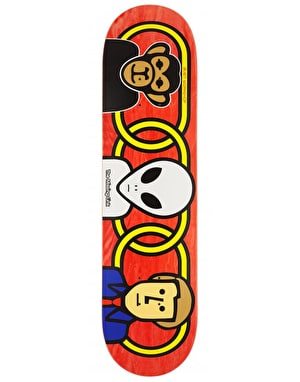 Alien Workshop Missing Link Skateboard Deck - 7.875