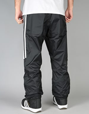 Adidas Slopetrotter ADV 2018 Snowboard Pants - Black/White