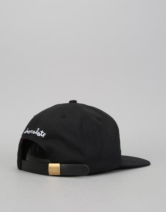 Chocolate Mulder Holy Water Snapback Cap - Black