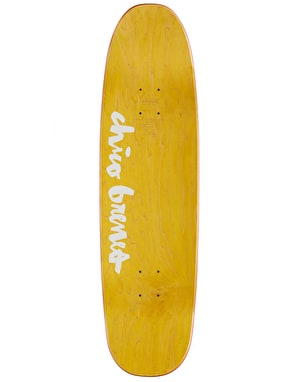 Chocolate Brenes 'Big Boy Jr' Nickname Skateboard Deck - 8.75