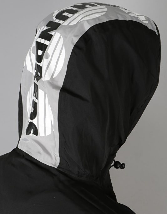 The Hundreds Overland Anorak Jacket - Black