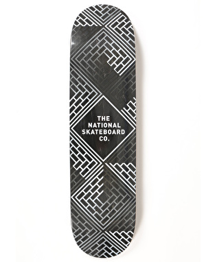 The National Skateboard Co. Classic Team Deck - 8
