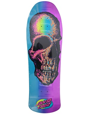 Santa Cruz Street Creep Reissue Team Deck - 10