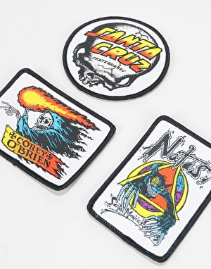 Santa Cruz OGSC Patch Set - Assorted