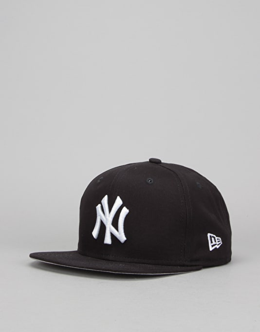 New Era 9Fifty MLB New York Yankees Team Practice Snapback Cap - Navy