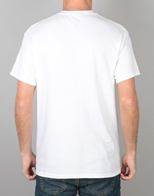 Chrystie x CSC x Peter Sutherland Gonz T-Shirt - White/Red