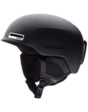 Smith Maze 2018 Snowboard Helmet - Matte Black