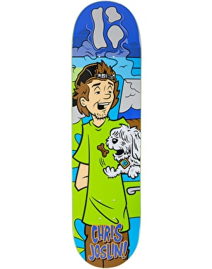 Plan B Joslin Coco Snacks Pro Deck - 8