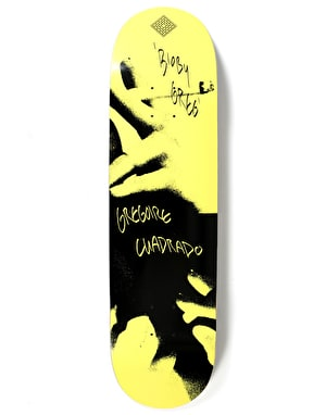 The National Skateboard Co. Cuadrado x Catalogue Pro Deck - 8.5