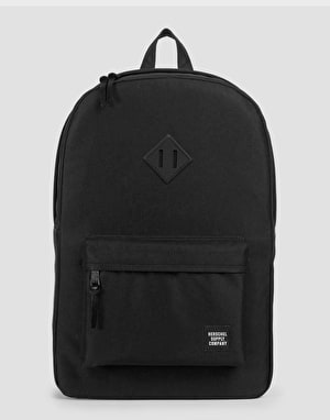 Herschel Supply Co. Heritage Backpack - Black Rubber