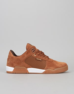 Supra Ellington Skate Shoes - Brown-Gum