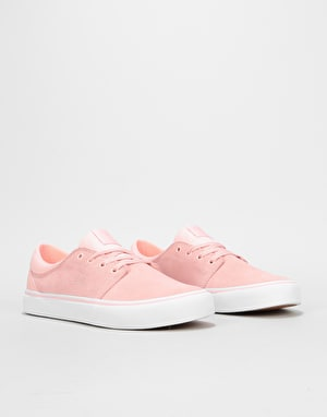 DC Trase SD Skate Shoes - Light Pink