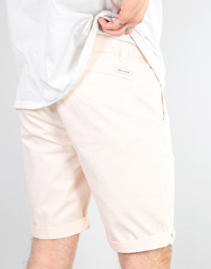 Bellfield Charlie Chino Shorts - Washed Pink