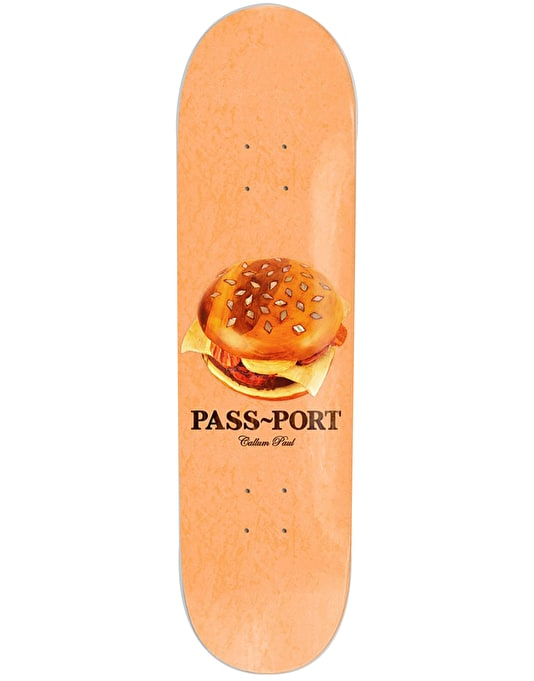 Pass Port Paul Mother of Pearls Series Skateboard Deck - 8.38""