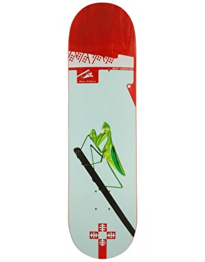 Alien Workshop Mantis Team Deck - 8.375