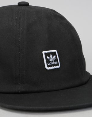 Adidas Mod 6 Panel Cap - Black