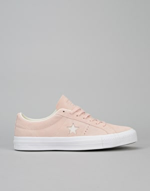 Converse One Star Pro Ox Skate Shoes - Dusk Pink