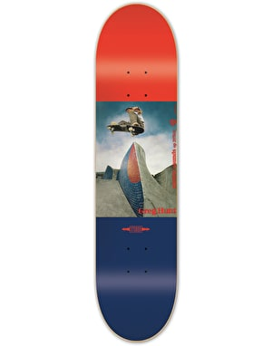 Stereo Hunt Ad Skateboard Deck - 8.375