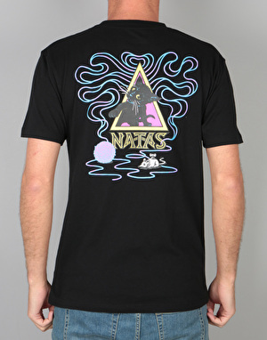 Santa Cruz Natas T-Shirt - Black