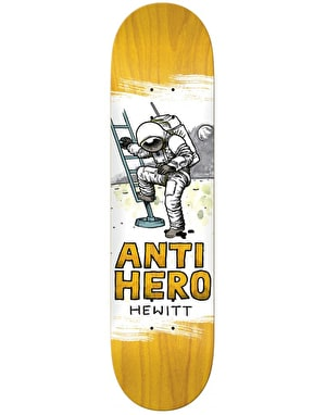 Anti Hero Hewitt It's All Shit Pro Deck - 8.5