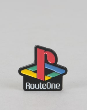 Route One Fony Pin