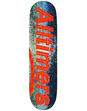 Alltimers Caviar Logo Team Deck - 8.3