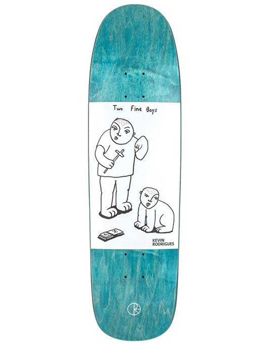 Polar Rodrigues Two Fine Boys Pro Deck - 8.625""
