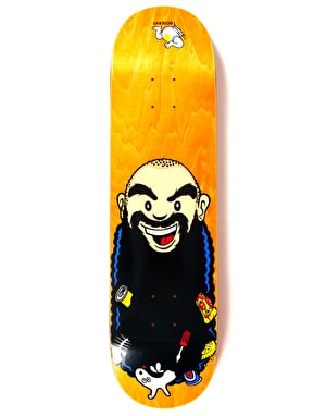 Polar Boserio Upside Down Pro Deck - 8.75
