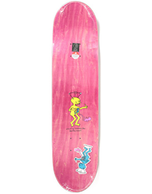 Polar x Dear x Ron Chatman Brady TV Kid Pro Deck - 8.125