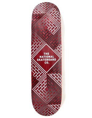 The National Skateboard Co. Classic Team Deck - 8.38