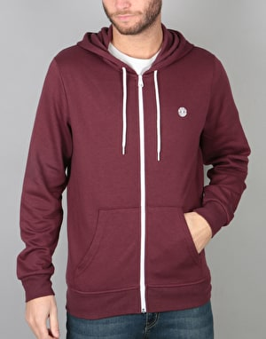 Element Cornell Zip Hoodie - Napa Red