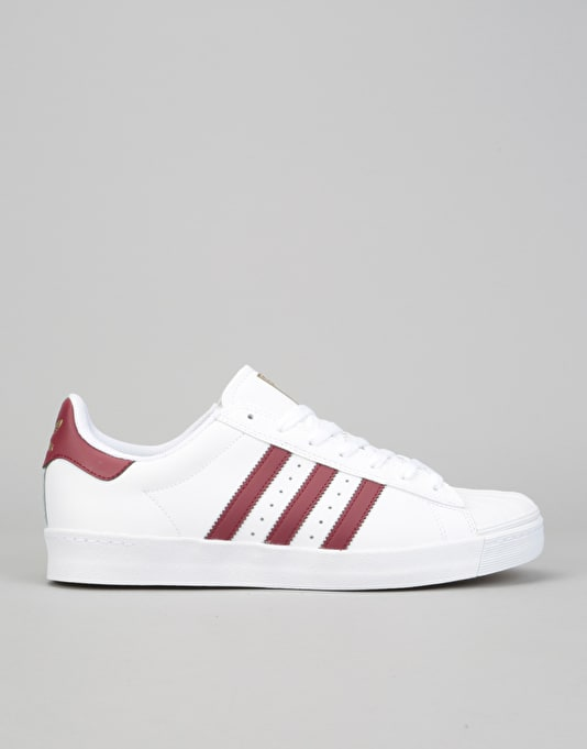Cheap Adidas Superstar Vulc ADV (White) B 27392