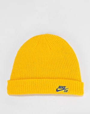 Nike SB Fisherman Cuff Beanie - Yellow
