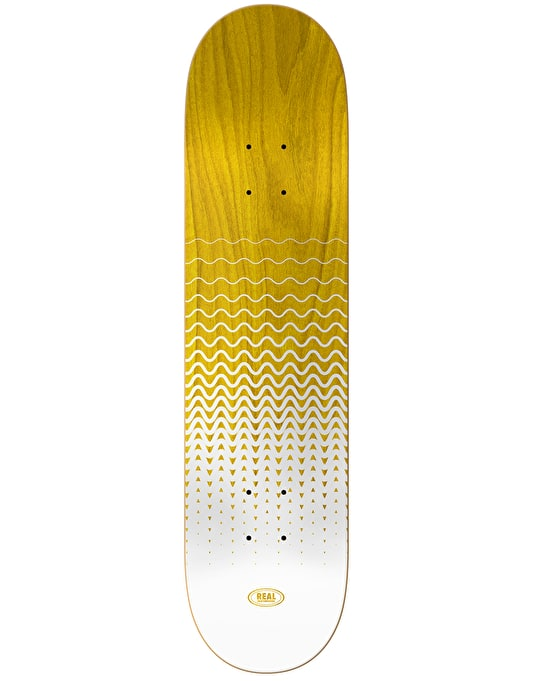 Real Ishod Wavelength Spectrum Skateboard Deck - 8.06""