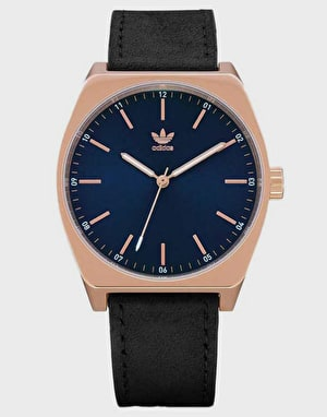 Adidas Process L1 Watch - Rose Gold/Navy Sunray/Black