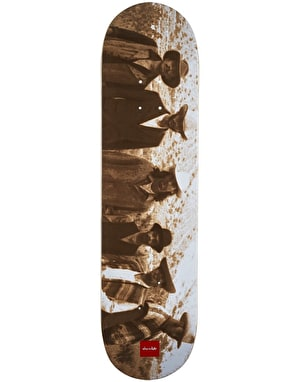 Chocolate Cinema Series Paco Skateboard Deck - 8